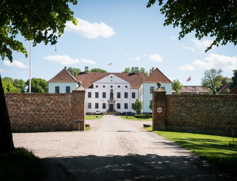 Clausholm Slot & Slotspark venter fint besøg