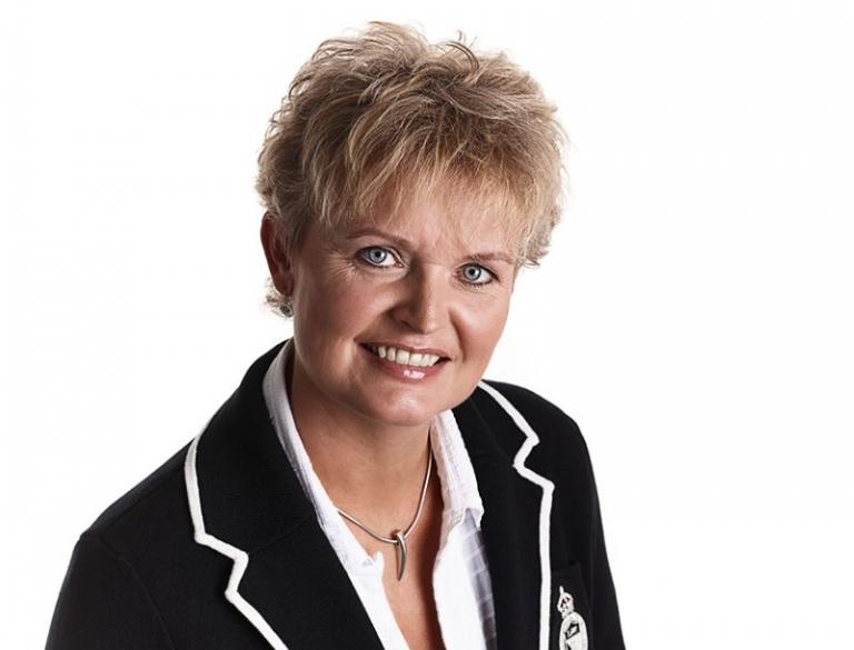 Slotssekretær Birgitte Buchsti